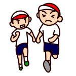 運動会の徒競走で我が子がビリになりそうで落ち込んでいる時